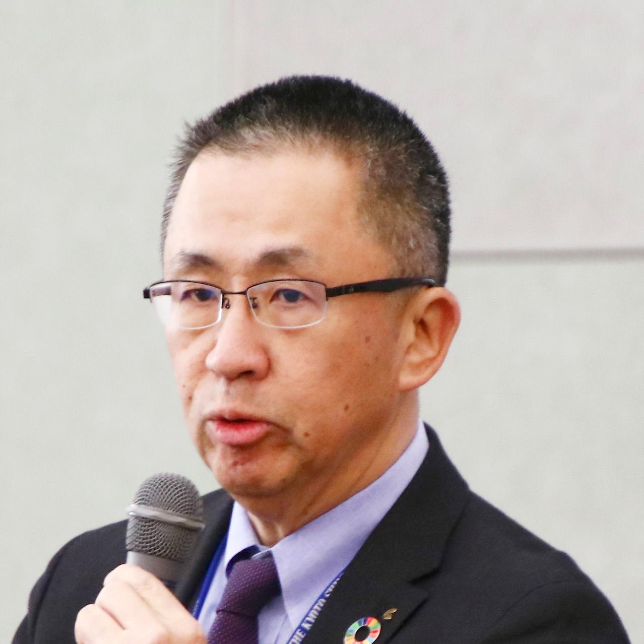 榊田隆之氏